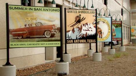 Gary Sweeney's Nostalgia, Texas