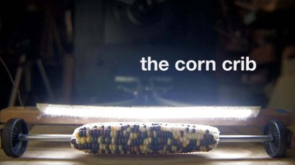 The Corn Crib - Helvetica (Bold)