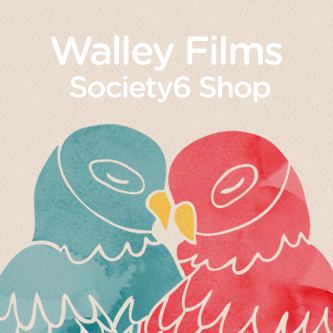 Walley Films Society6 Shop