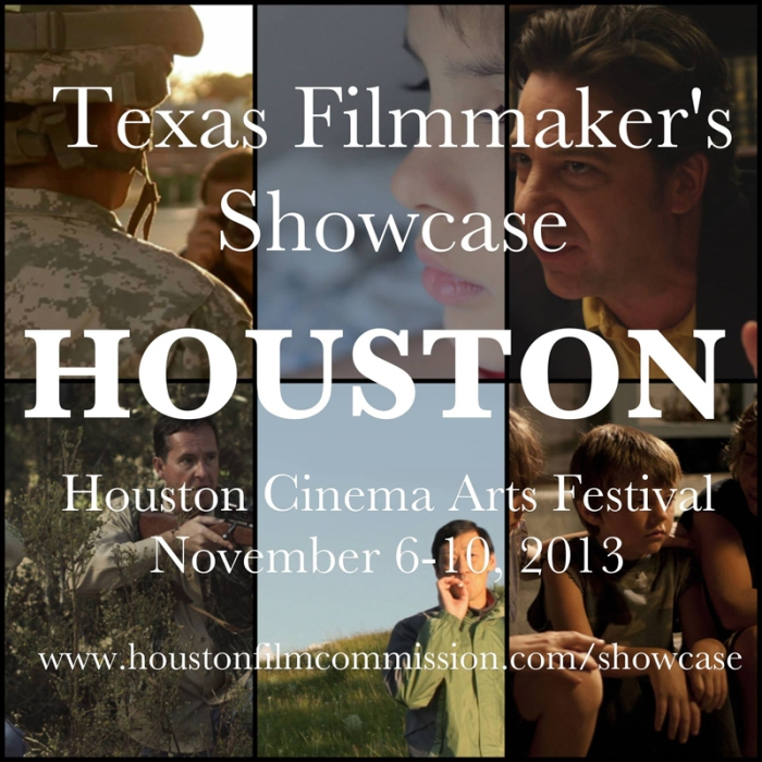 Texas Filmmakers Showcase at Houston Cinema Arts Festival