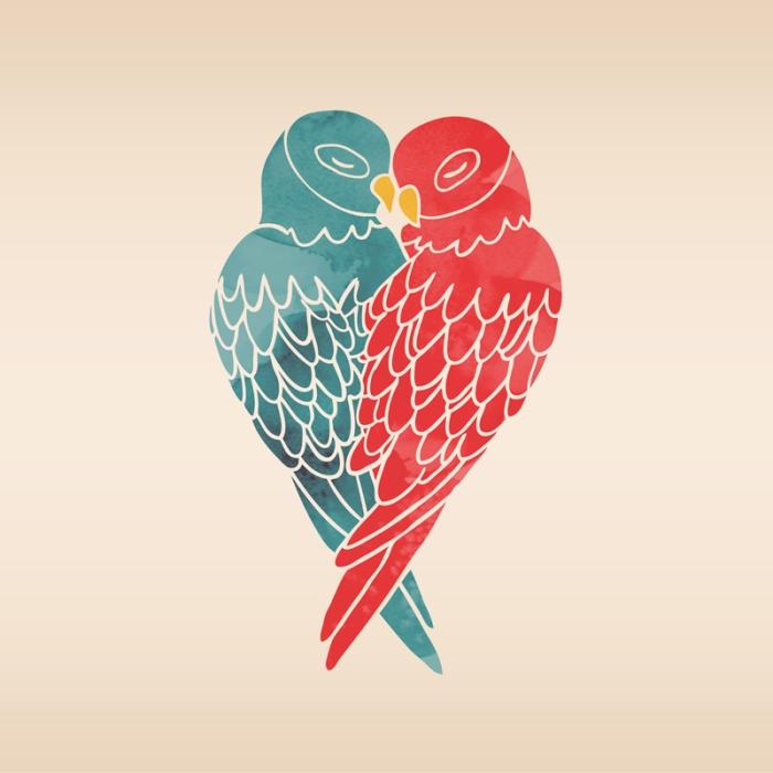 Walley Films Love Birds