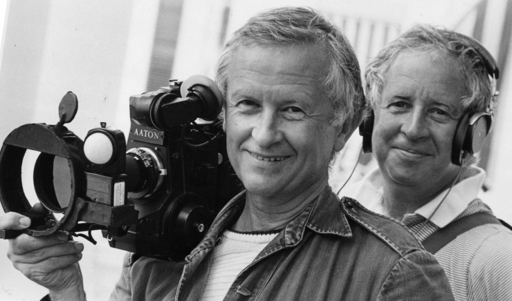 Albert and David Maysles
