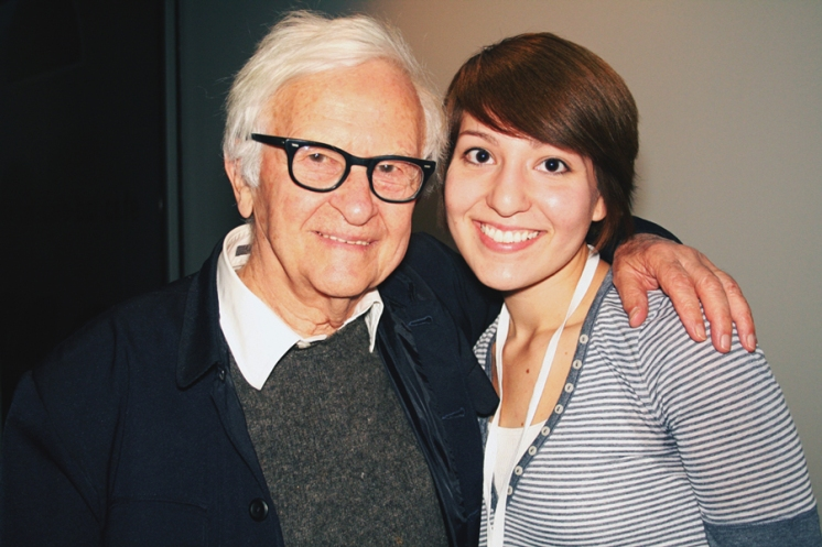 Albert Maysles and Angela Walley #WalleyFilms