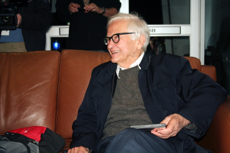 Albert Maysles, 2008 #WalleyFilms