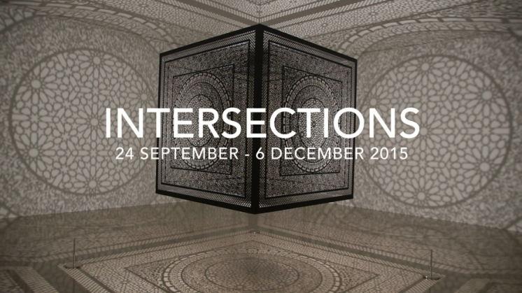 Intersections - Anila Quayyum Agha