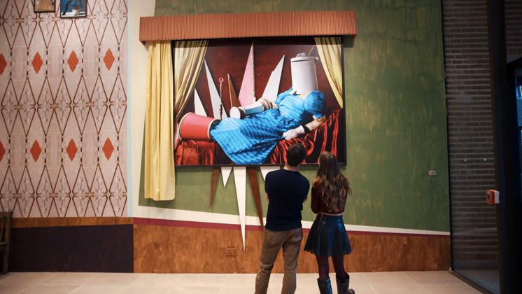 Thorsten Brinkmann at Rice Gallery